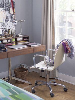 Captivating Crane Desk | Crate And Barrel