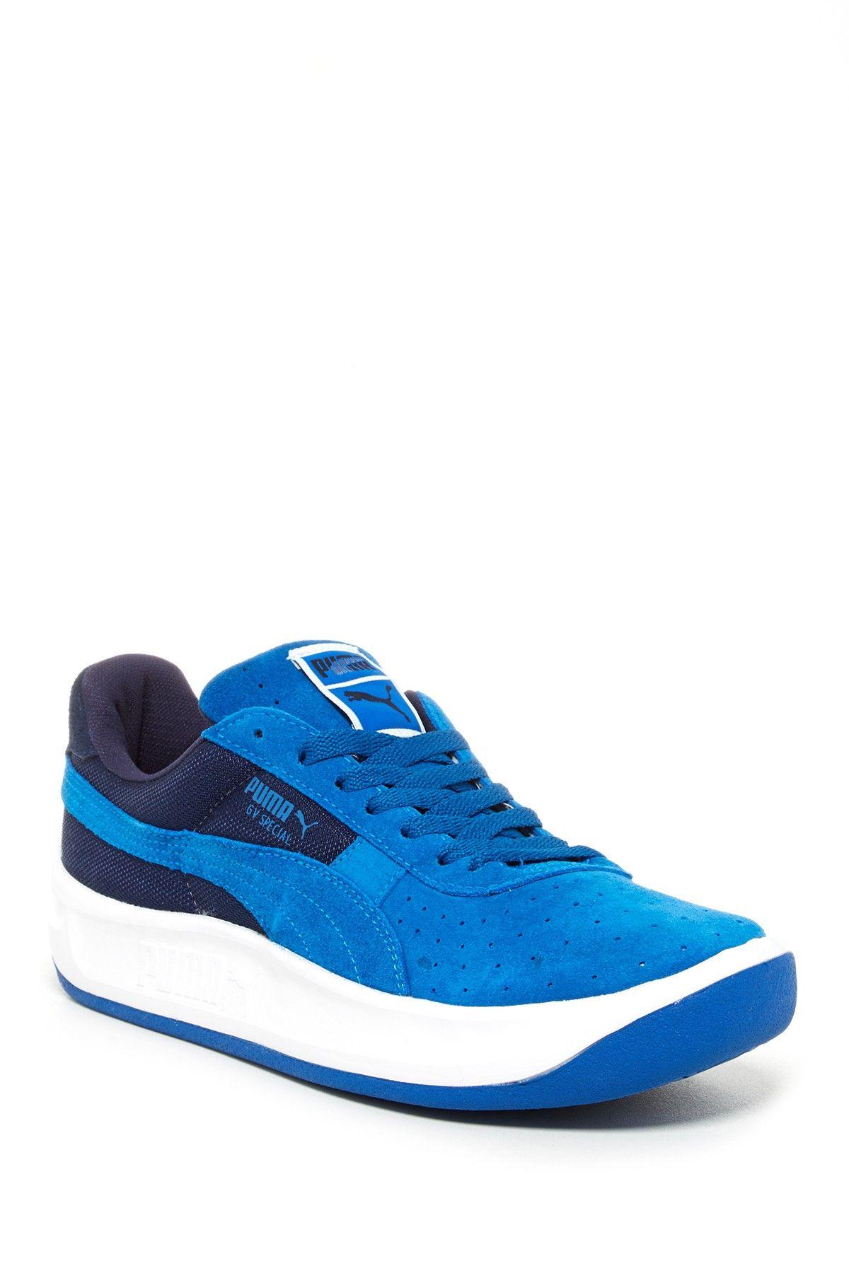 separation shoes 1a65c 5a562 Puma GV Special  Blue Navy