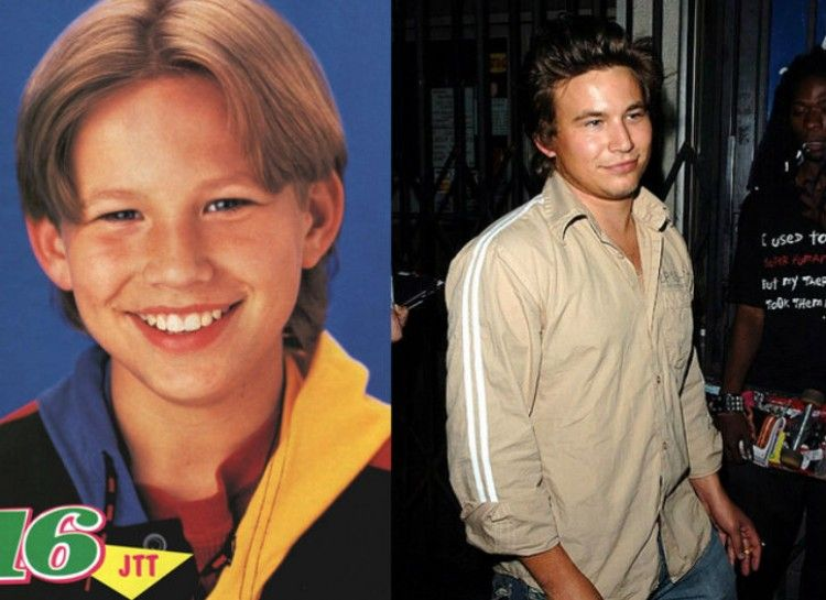 20 Then And Now Pictures Of Your Childhood Celeb Crushes With