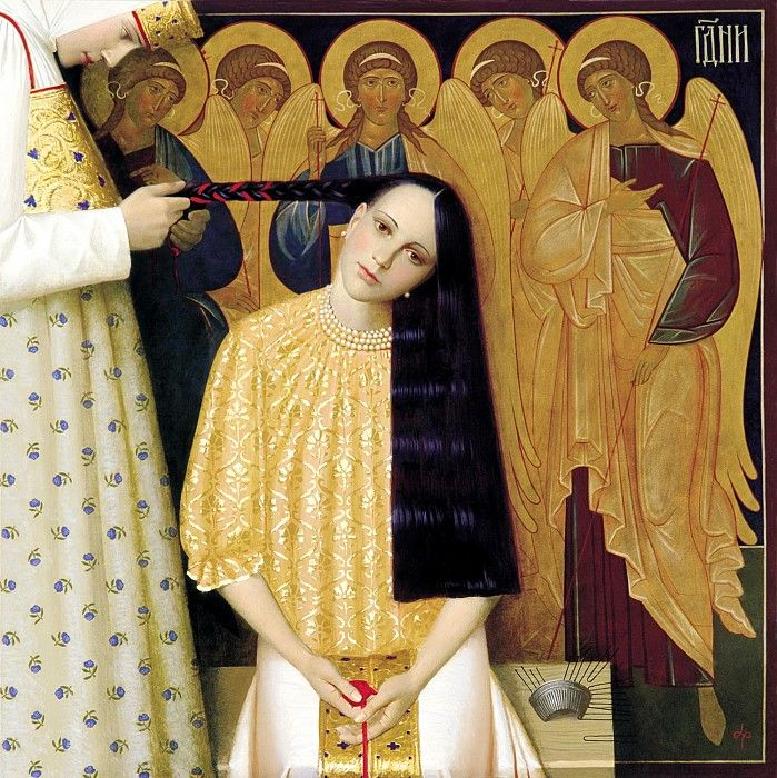 Belts Andrew - Separation of spit and other paintings. 900 Classic russian paintings