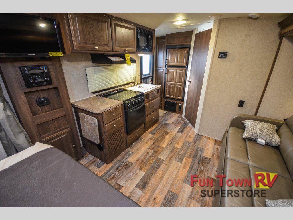 New 2016 Forest River Rv Rockwood Mini Lite 2109s Travel Trailer