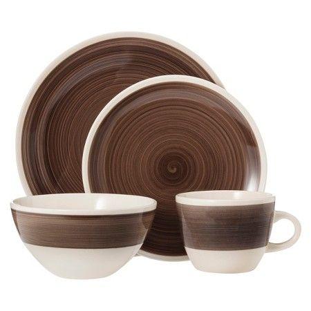 Threshold™ Bistro Ceramic Solid 16-Piece Dinnerware Set  Target  sc 1 st  Pinterest & Threshold™ Bistro Ceramic Solid 16-Piece Dinnerware Set : Target ...