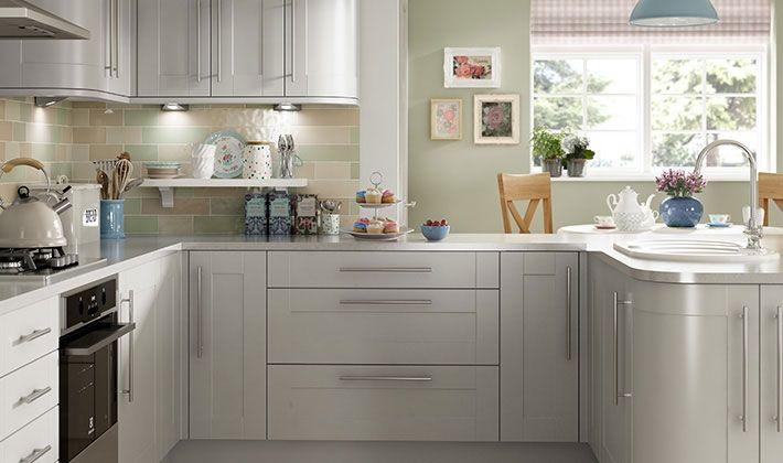 Atlanta Cashmere Kitchen Wickes Co Uk Kitchen Cashmere Kitchen