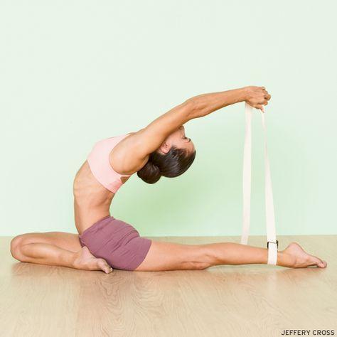 advanced backbends are within reach  yoga tập yoga và