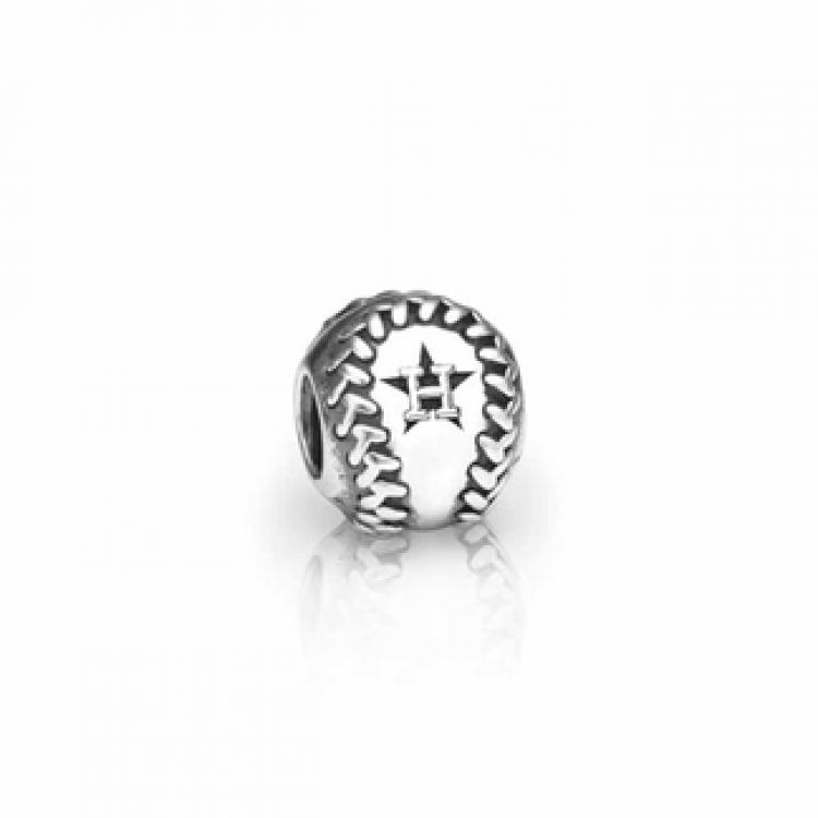Houston Astros Baseball Charm · Pandora JewelryPandora CharmsPandora  CollectionHouston ...