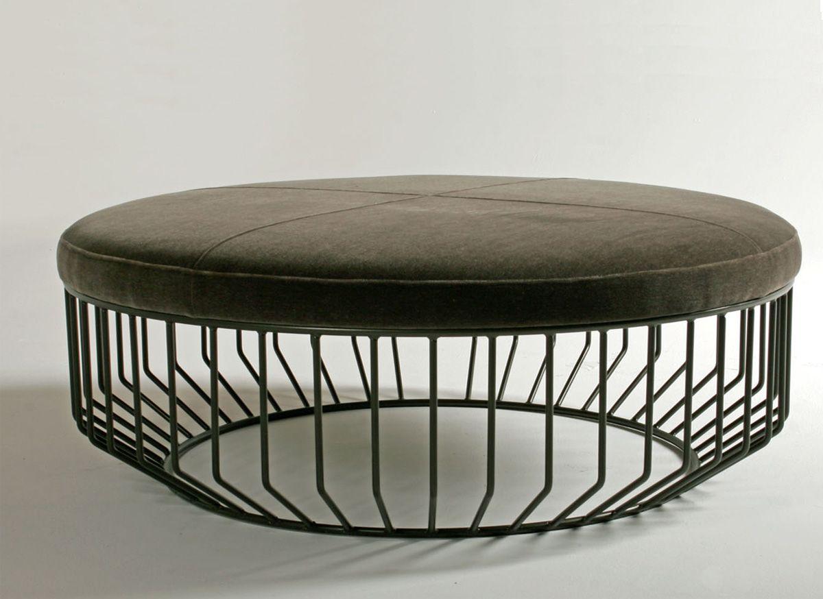 Phase Design | Reza Feiz Designer | Wired Ottoman   Phase Design | Reza  Feiz Designer