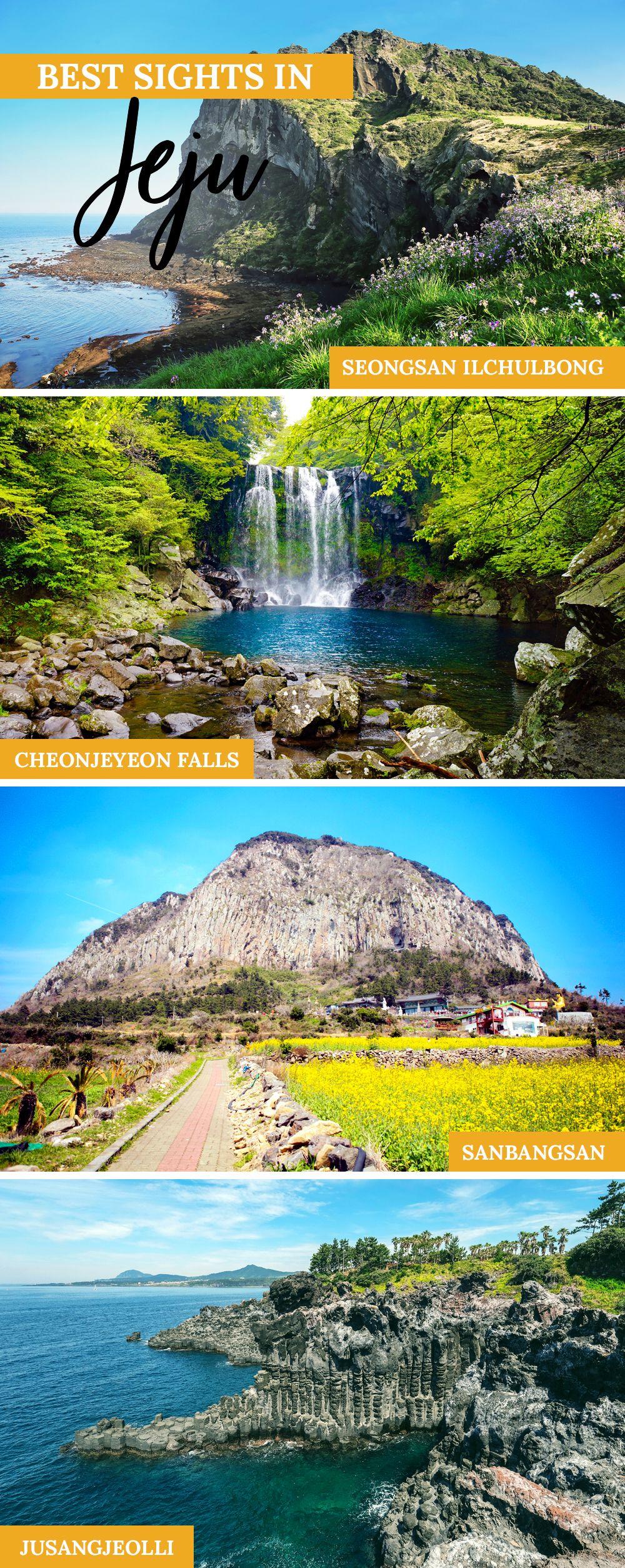 5 days in Jeju, South Korea