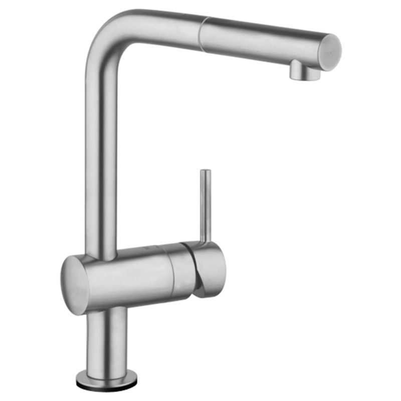 Grohe 30 218 Minta Pull-Out Spray Kitchen Faucet with Touch ...