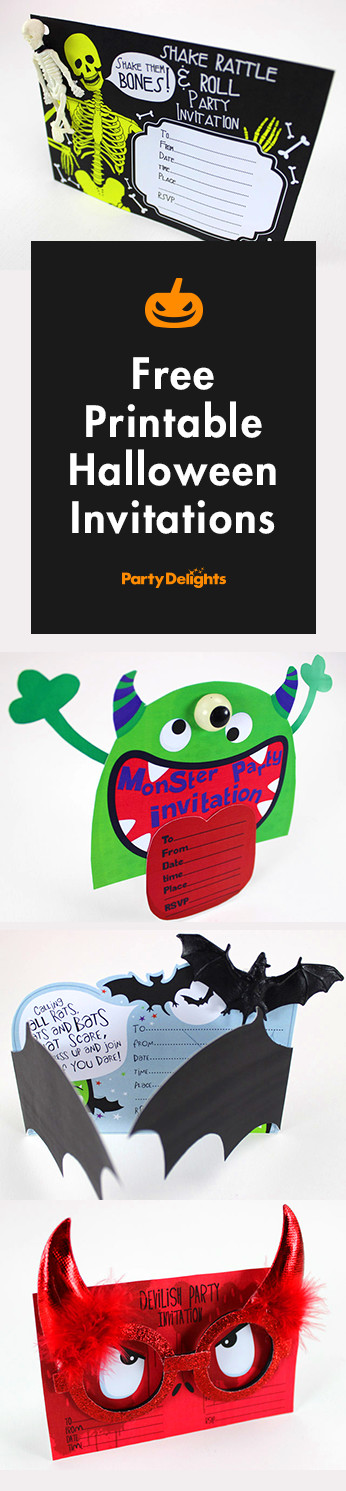 spooktacular halloween party invitations halloween pinterest