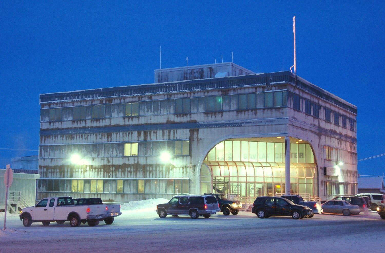 Hopson Middle School In Barrow Ak Under The Midnight Sun Pinterest A F C Alaska And