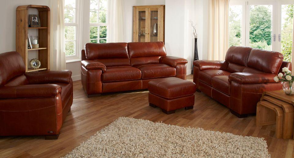 Maya 3 Seater Sofa Scatter Back Sofa Leather Sofa Scs Sofas
