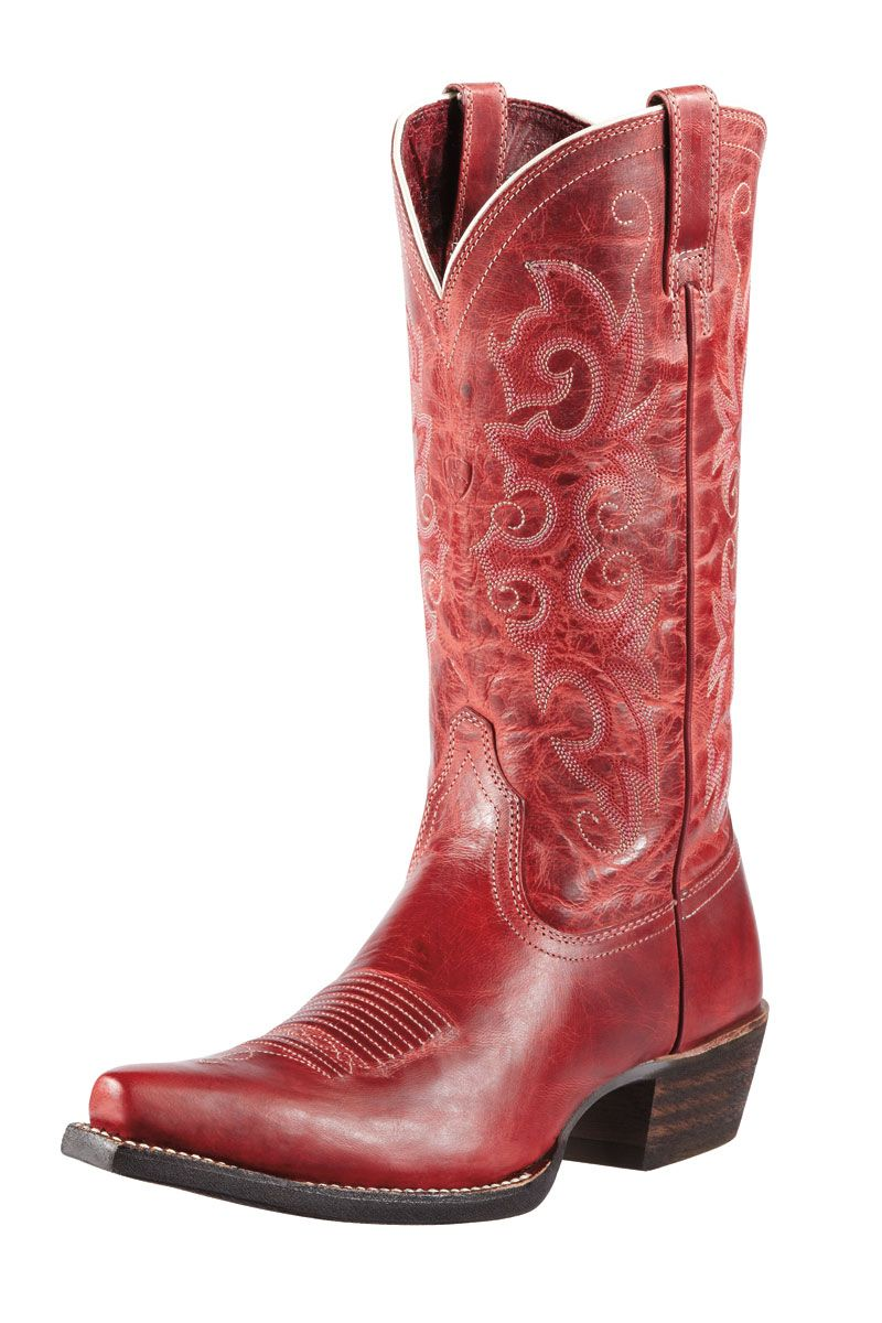 Boots, Ariat western boots
