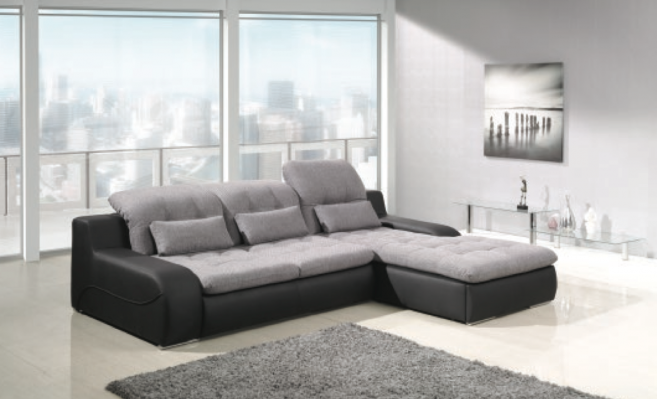 Hoeksalon Bavero Leather Corner Sofa Sofa Bed With Storage Corner Sofa