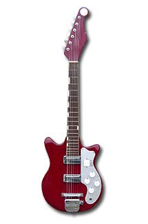 Teisco MJ-2 (Starway MJ-2L), marketed by Rose Morris in the UK