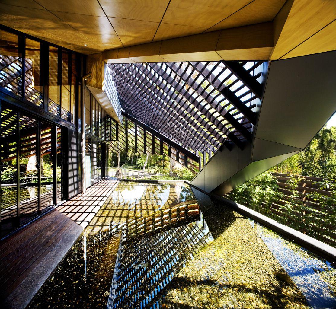 Tropical architecture wright house port douglas qld for Fibonacci architecture