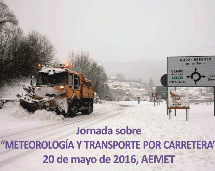 #España 20mayo | AEMET presenta los nuevos servicios meteorológicos para el transporte por https://t.co/qQHMvb2ZwM https://t.co/RV4ApeBZ16
