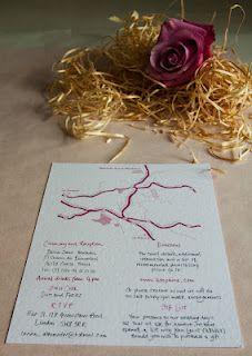 garden vintage wedding stationery  #wedding
