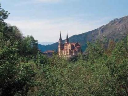 Ruta Histórica a Covadonga