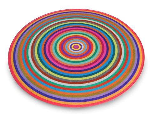 Colored Rings Worktop  This Colorful Kitchen Work Area Protector Can Be  Used As A