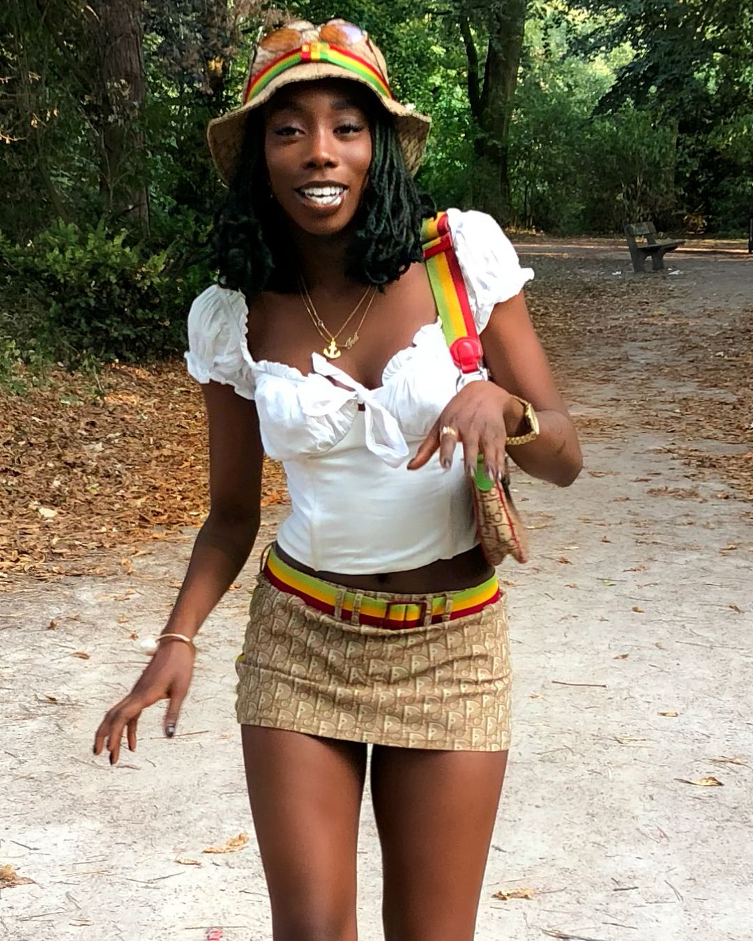 Black Girl Fashion Trends: Image May Contain: 2 People, Outdoor (With Images)