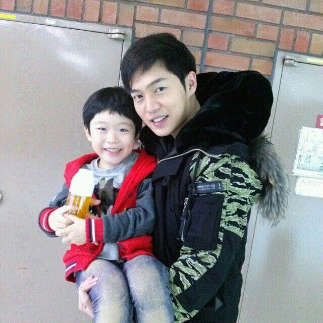 Healer On Set Lee Woo Joo Son Seung Won