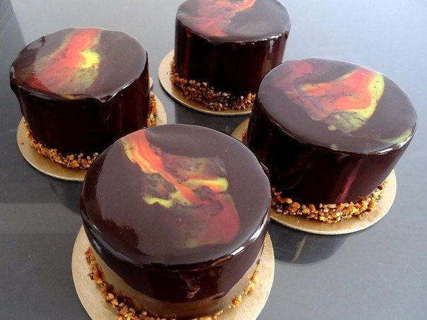 Secrets Of The Mirror Glaze Recipes For You