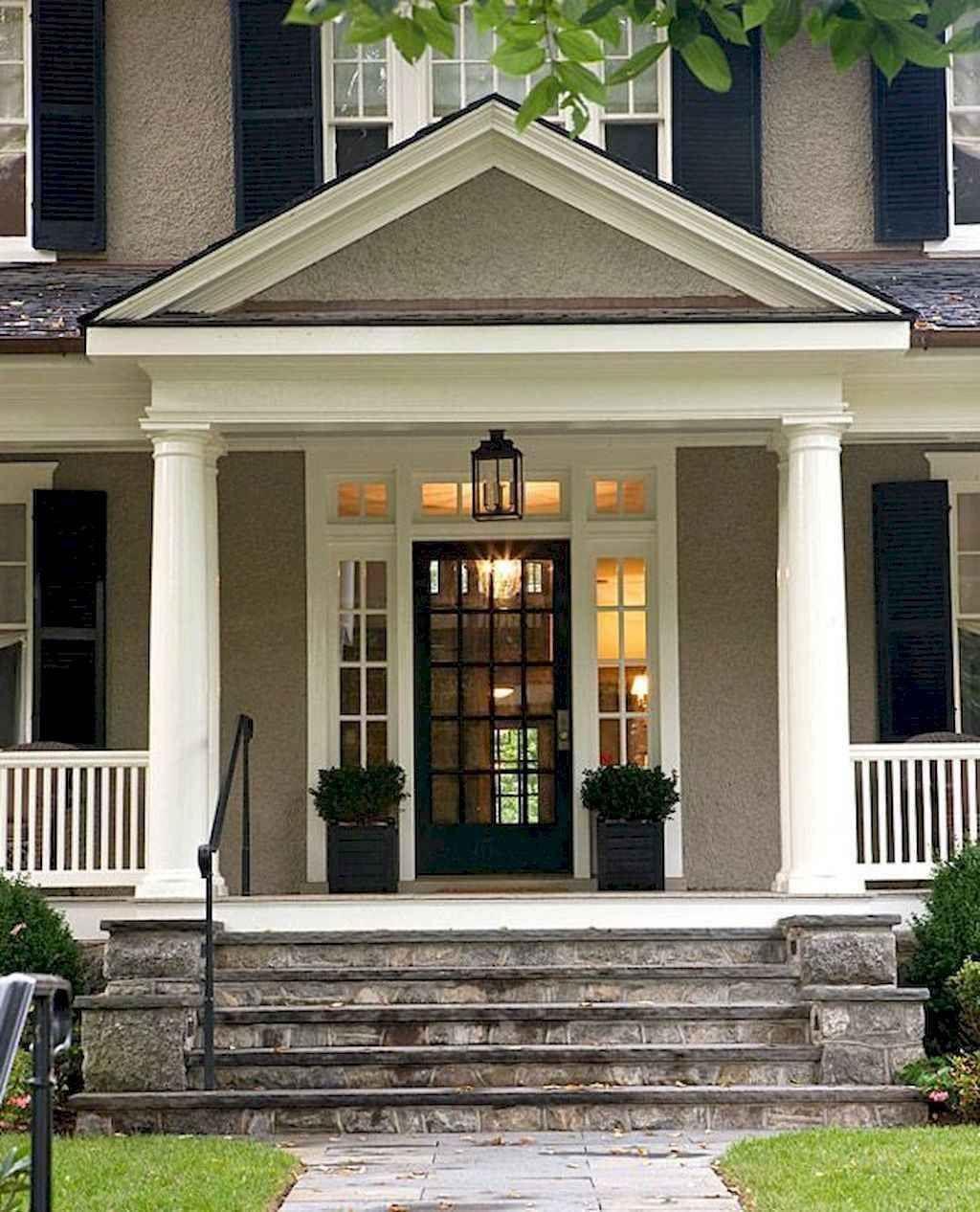 23 beautiful farmhouse front porch decorating ideas
