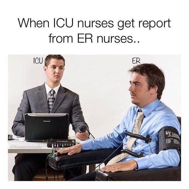 If You Don T Stop I M Going To Make You Stop Icu Nurse Humor Nurse Humor Icu Nursing