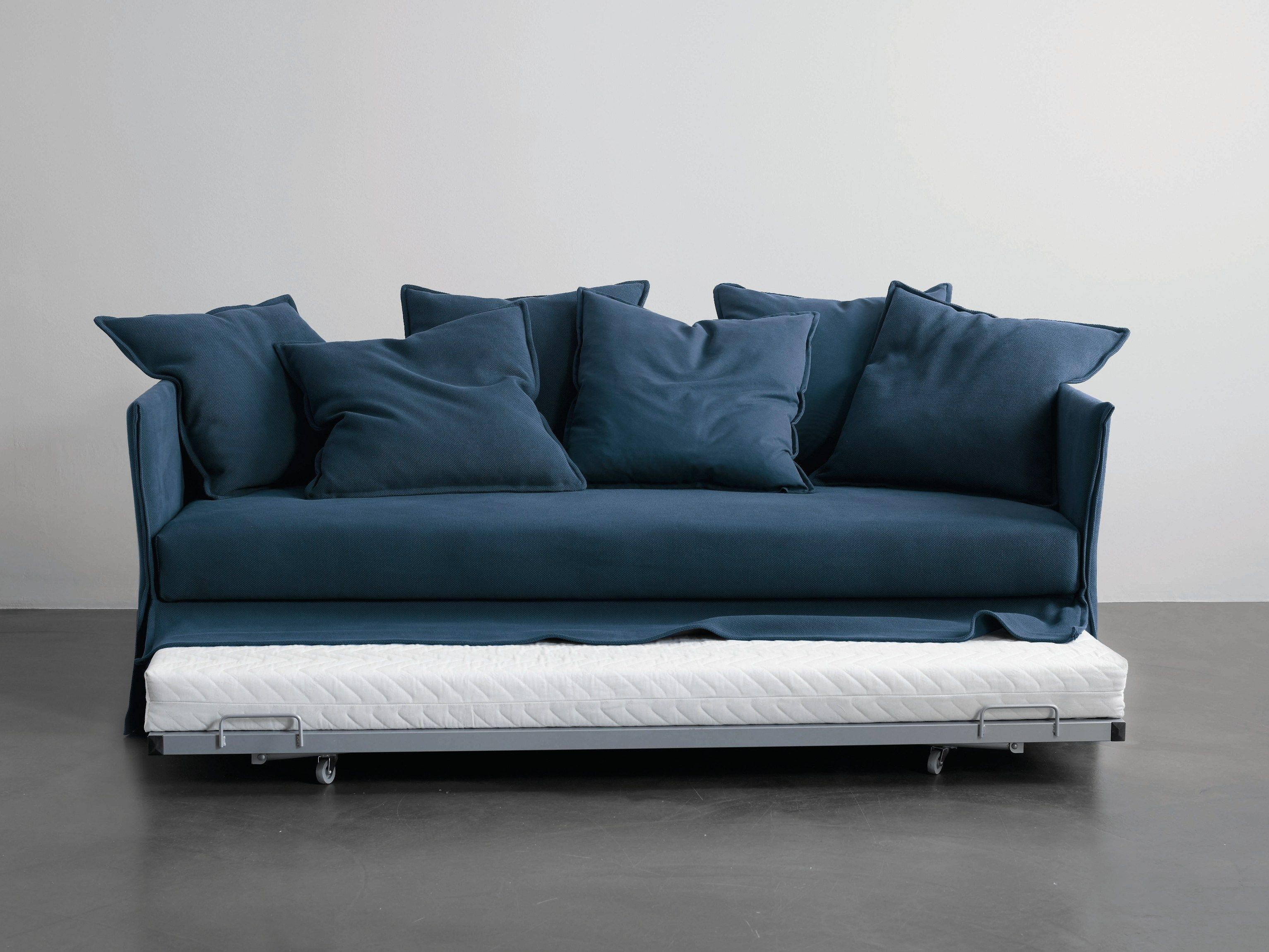Mobili Divani Letto.Sofa Bed With Removable Cover Fox Collection By Meridiani Ff E