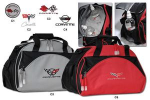 Corvette C3 C4 C5 C6 Embroidered Cooler Bags Red Or Black Ebay Bags Fun Bags Black And Red