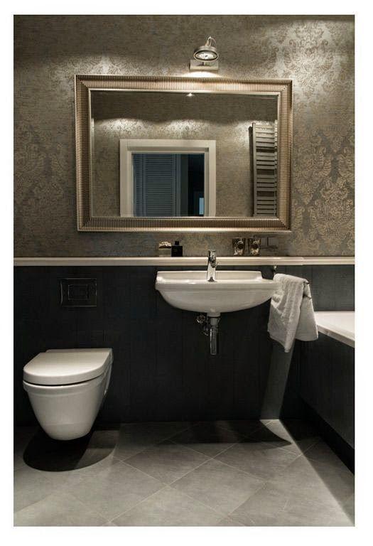 Heteruf Designs: Departamento con decoración blanco y negro