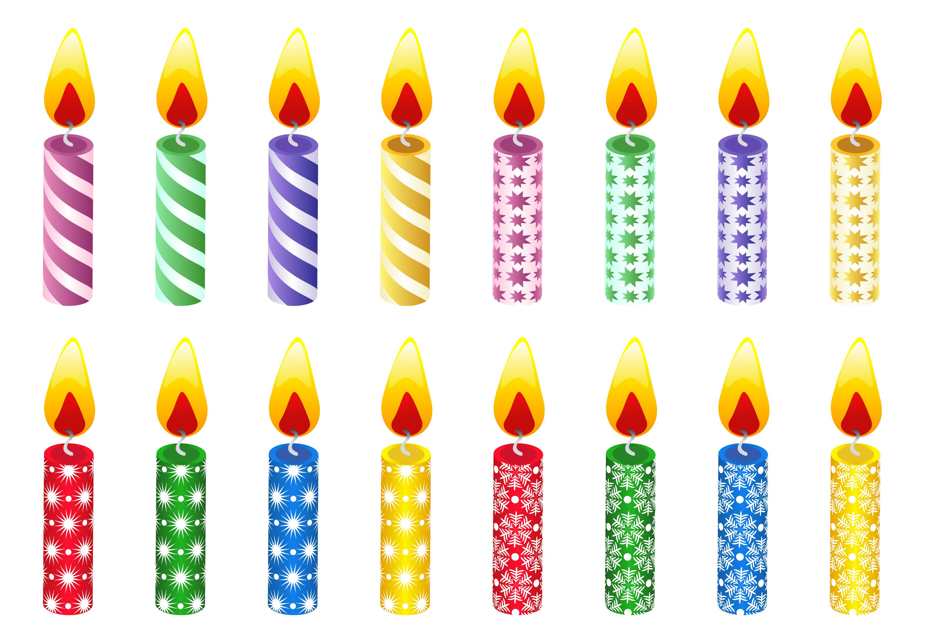 Gallery For Animated Candle Clip Art Free Birthday Candle Clipart Candle Clipart Birthday Candles