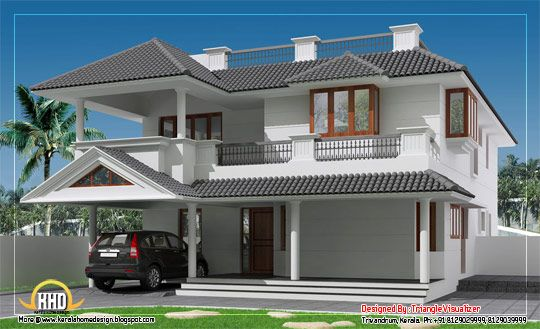 kerala home design and floor plans pinterest house roof styles