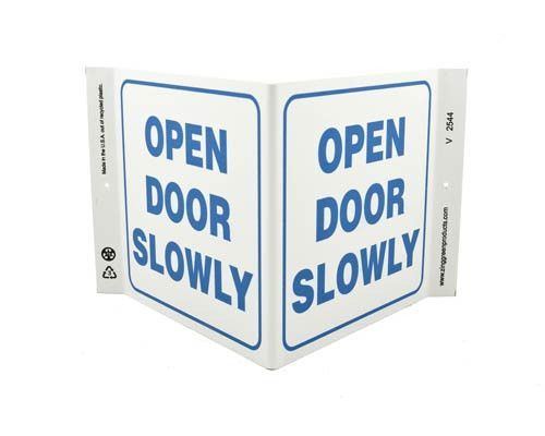 Open Door Slowly V