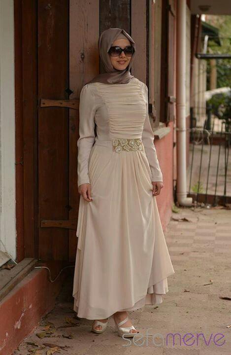 Sefa Merve Hijab Style Elbiseler Elbise Giyim