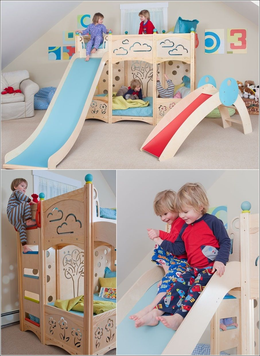 Wonderful Sleep And Play Beds For Kids To Have Endless Fun 2