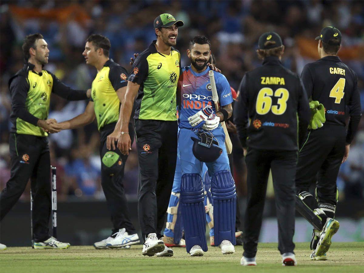 India vs Australia Kohli, Pandya fire India to series