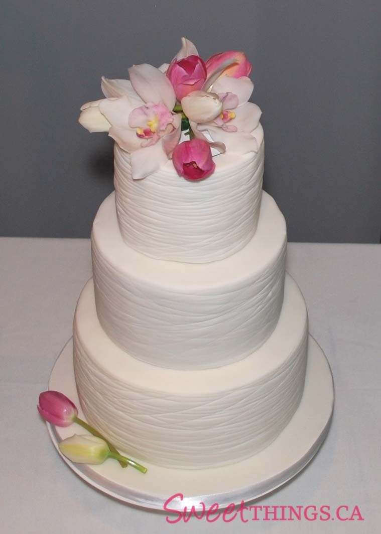 Elegant Wedding Cakes Simple And Cake
