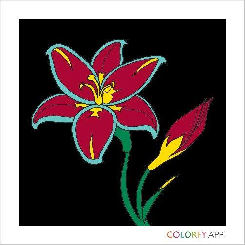 La flor mas bella