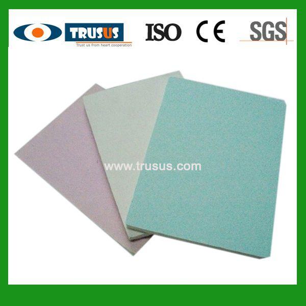 Trusus Gypsum Board Three Kinds Need It Http Goo Gl 8mollt