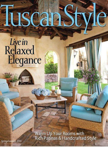 tuscan style magazine