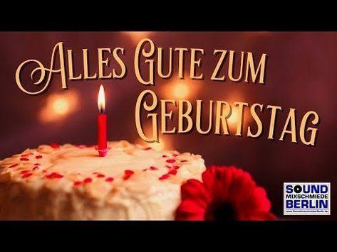 Geburtstag Lied Youtube