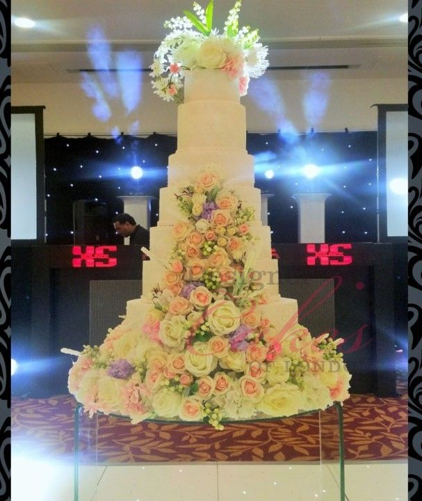 Cost Starts From 680 Starting Cost Includes Tiers Wedding Cake