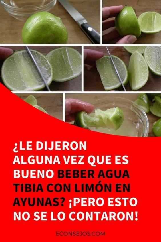 Como tomar el agua con limon y bicarbonato para adelgazar