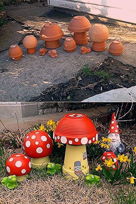 Photo of 21 Clevere Ideen, um Garten und Hof mit Terrakottatöpfen zu schmücken – Julie Turgeon – Dekoration