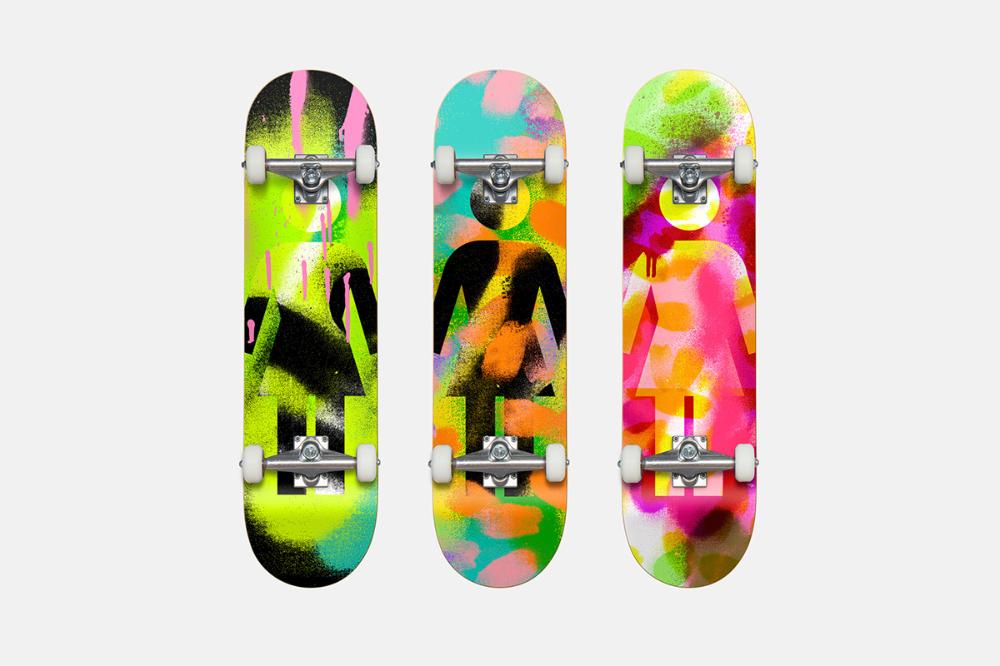 Loodz x Arkaic Concept for Spraying Board - Série limitée