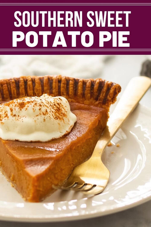Southern Sweet Potato Pie The Fast Way Video Recipe Video Sweet Potato Pie Sweet Potato Pie Southern Sweet Potato Pies Recipes
