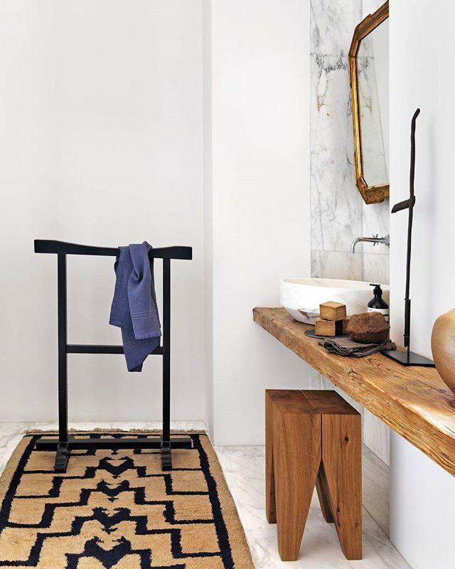 Squeaky Clean Photo Max Zambelli Design Lorenza Marenco And Fabio Azzolina Elle Decor Bathroom Interior Design Decor