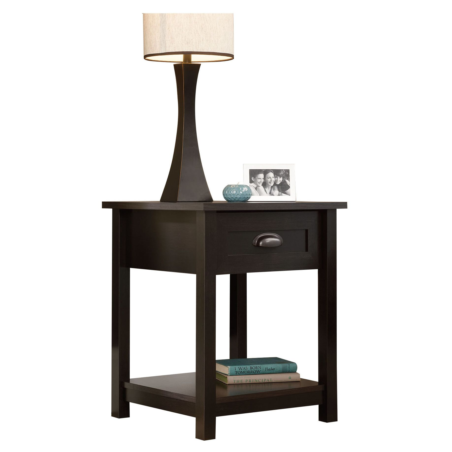 Darby Home Co Coombs 1 Drawer Nightstand Storage