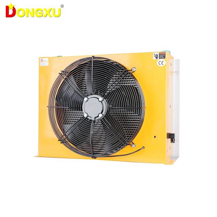 China Dongxu Hydraulic Oil Cooler Model No Ah1680t Ca Type Oil